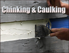 Chinking And Caulking  Muhlenberg County, Kentucky